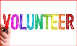 volunteer spots